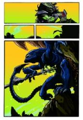AvP- Summer Special Dark Horse Comics