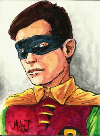 Robin (Burt Ward)