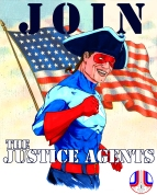 The Justice Agents- the Patriot.