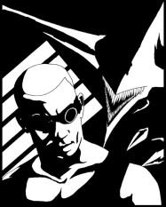 Pitch Black's Riddick