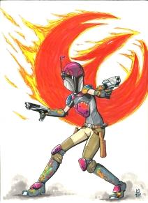 Star Wars: Rebels- Sabine Wren