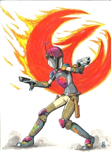 Star Wars: Rebels- Sabine Wren