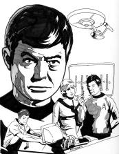 "Dr. Leonard ""Bones"" McCoy"