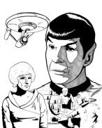First Officer Spock