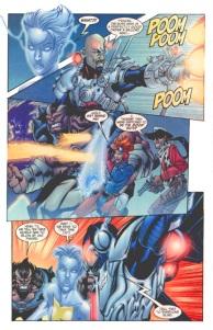 Marvel Comics' Thunderbolts