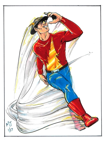 JSA- The Flash