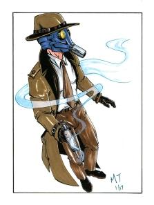 JSA- The Sandman