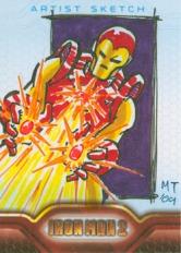18- Iron Man Blast