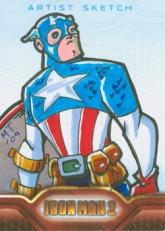 20- Captain America