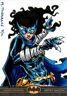 BTL 015 Black Bat