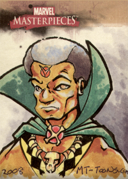 MMP-007 Brother VooDoo