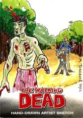 TWD 004 Zombie Shooting