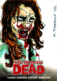 TWD 023 Zombie Scream