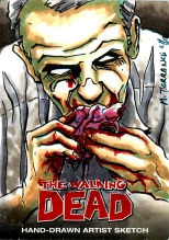 TWD 025 Zombie Lunch