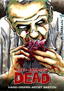 TWD 025 Zombie Lunch