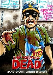 TWD 026 Zombie Pizza